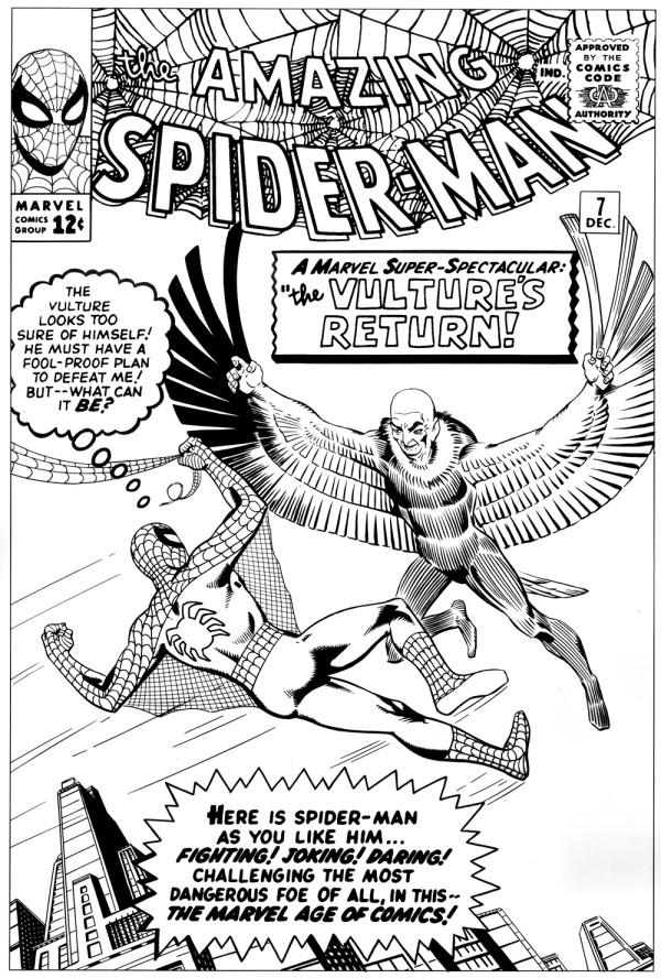 amazing spider-man 7 ditkocultist recreation