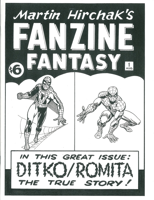 fanzine fantasy #10001