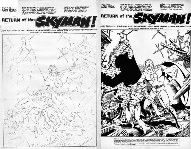 Return of Skyman