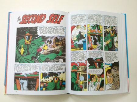 steve ditko archives v 4 sneak inside