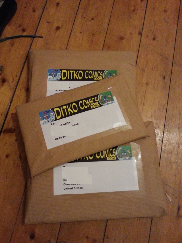 ditkocomics packages