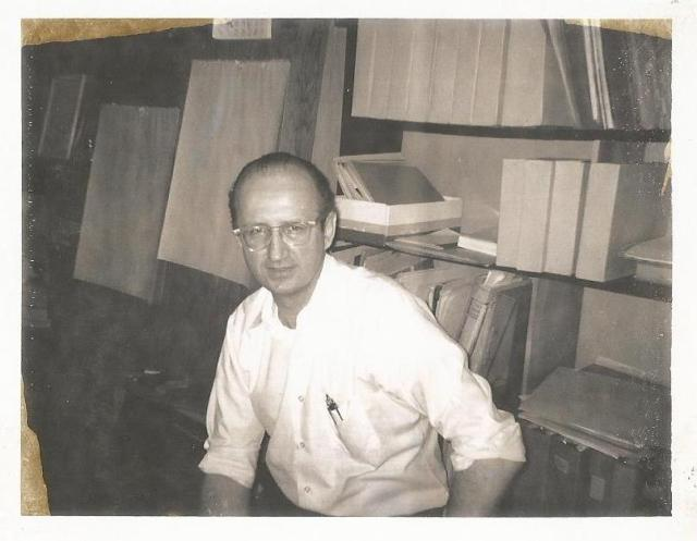 Steve Ditko Photo